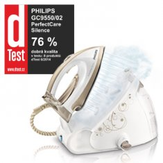 Philips GC 9550/02 Perfect Care Silence