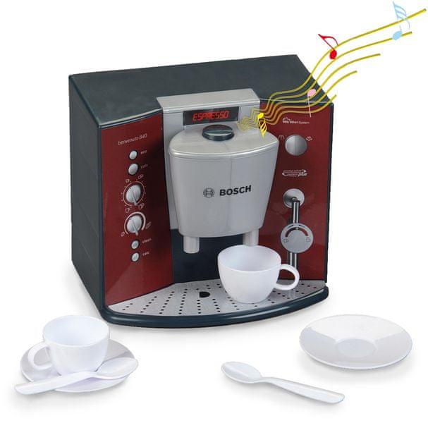 Klein BOSCH kávovar se zvuky