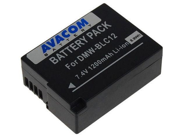 Avacom DMW-BLC12 pro Panasonic