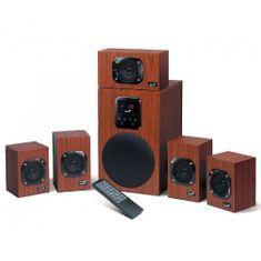Genius stereo leseni zvočniki SW-HF5.1 4800