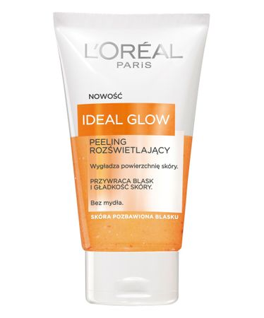 L'Oréal peeling Ideal Glow - 150 ml