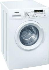 SIEMENS WM10B262BY Elöltöltős mosógép, 6 kg, A+++