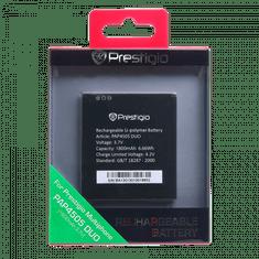 PRESTIGIO MultiPhone 4505 DUO újratölthető akkumulátor outlet