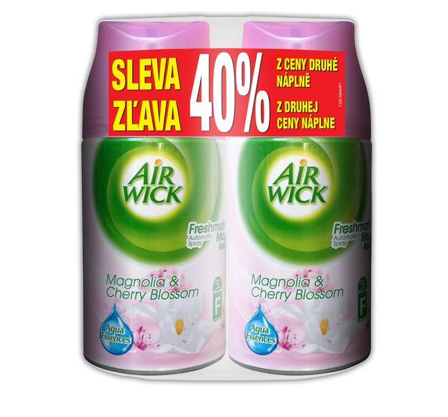 Air wick Freshmatic Max Náhradní náplň Magnolie 2 x 250 ml