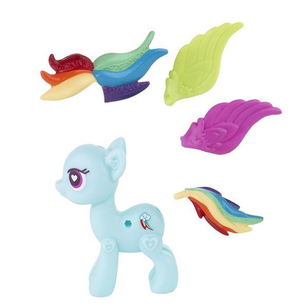 My Little Pony Pop poník s duhovými doplňky Rainbow Dash