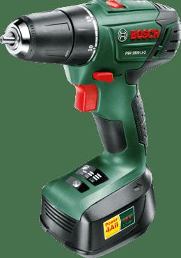 Bosch akumulatorski vrtalni vijačnik PSR 1800 LI-2 (06039A3120)