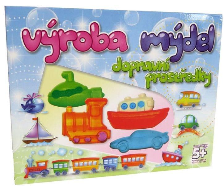 Deti Art Výroba mýdel - Transport