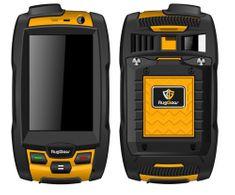RugGear RG-500, žltá