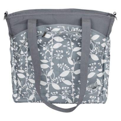 JJ Cole torba za previjanje Mode, siva