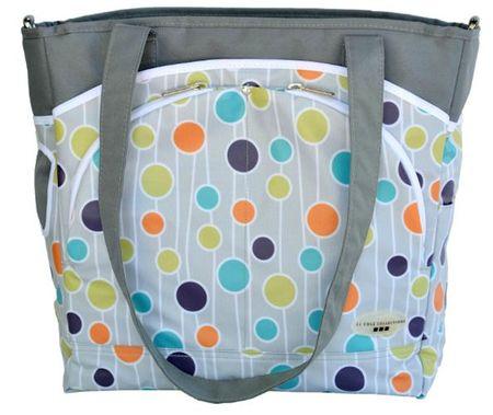 JJ Cole previjalna torba Mode, večbarvna