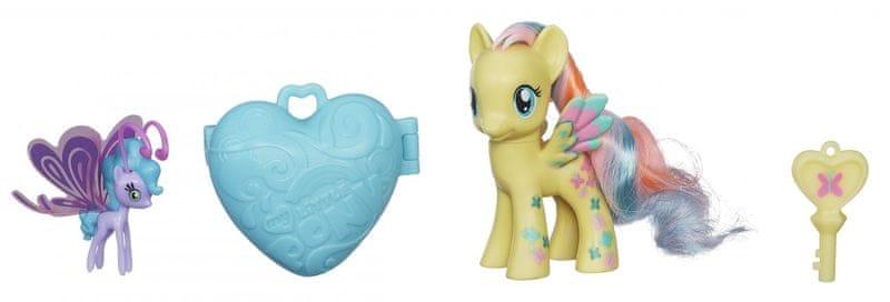 My Little Pony Poník s kouzelným klíčem Fluttershy