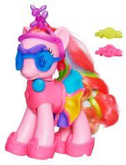 My Little Pony Pinkie Pie játékfigura kiegészítőkkel