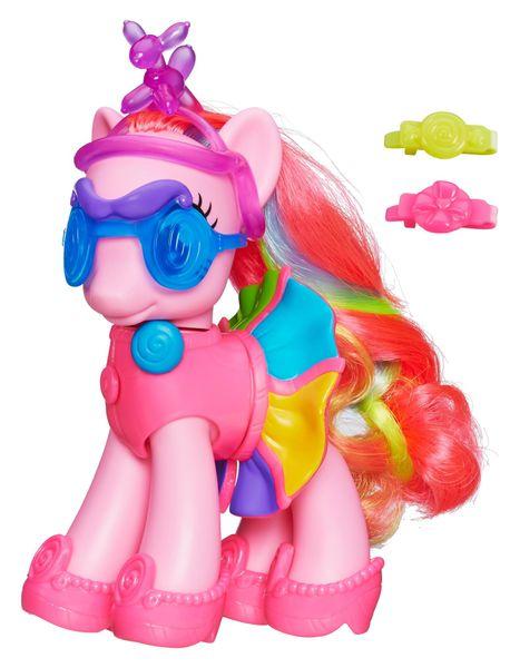My Little Pony Poník s módními doplňky Pinkie Pie