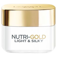 L'Oréal Krem na dzień Nutri-Gold Light&Silky - 50 ml