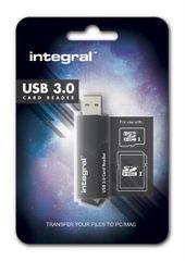 Integral USB 3.0 čitač kartica