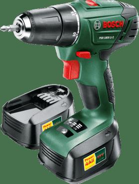 Bosch akumulatorski vrtalni vijačnik PSR 1800 LI-2 (06039A3121)