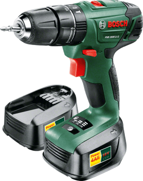Bosch PSB 1800 LI-2 (2 akumulátory)