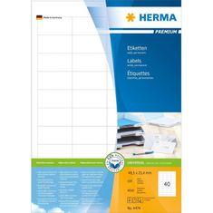 Herma Etikete Premium 4474, 48,5 x 25,4 mm, 100 kom