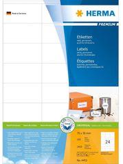Herma Etikete Premium 4453, 70 x 36 mm, 100 kom