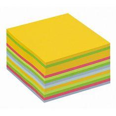 Post-It Samolepilni lističi kocka z barvnimi listi 2030UL (76 x 76 mm)