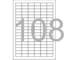 Optima Etikete Laser 708, 31 x 15 mm