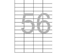 Eurolabel Etikete 668, 52,5 x 21,2 mm