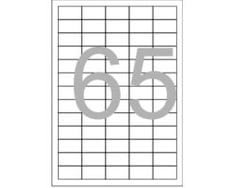 Eurolabel Etikete 666, 38 x 21,2 mm