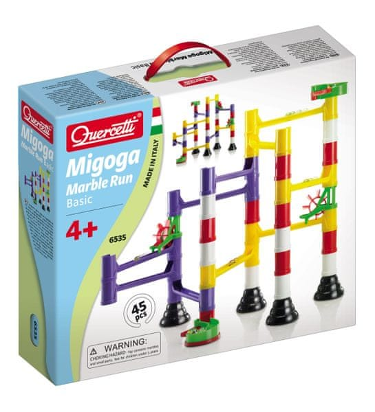 Quercetti Migoga Marble Run Basic