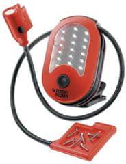 Black+Decker Magnetna LED svetilka Flex Black&Decker