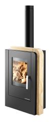 HAAS+SOHN NORDBY černá/woodstone prestige