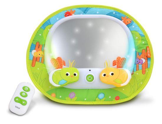 Munchkin Zpětné zrcátko s hudbou Baby In-Sight Světlušky