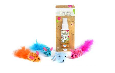 Happy Pet Balíček hračiek pre mačky a mačiatka  e789c81bc5d