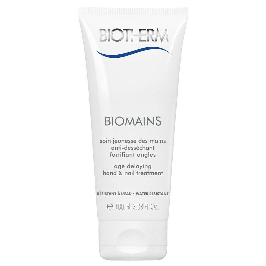 Biotherm Krem do rąk i paznokci Biomains - 100 ml