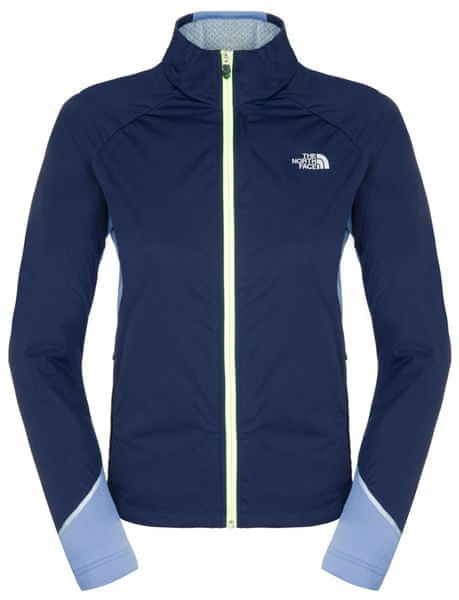 The North Face W Flow Trail Jacket 2.0 Montague Blue M