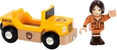 Brio Safari avto z voznico