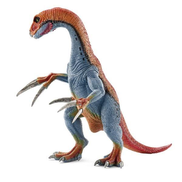 Schleich Therizinosaurus s pohyblivou čelistí a pažemi 14529