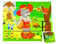 Woody Kubus 4x5 - Pohádky