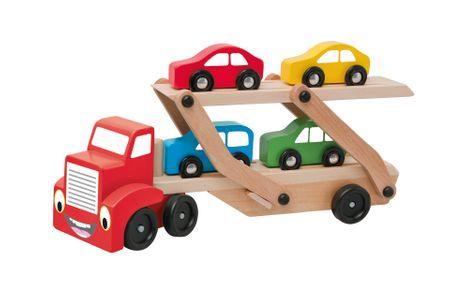 Woody Laweta z autami 9 szt. 84075