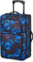 Dakine Womens Carryon Roller, Blue Flowers