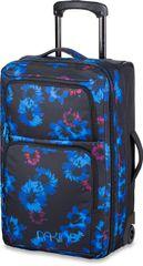Dakine Womens Carryon Roller, Blue Flowers
