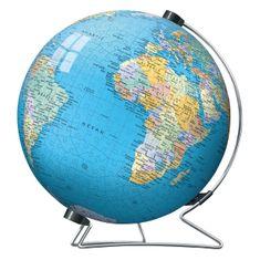 Ravensburger Puzzleball Globus, 540 elementów