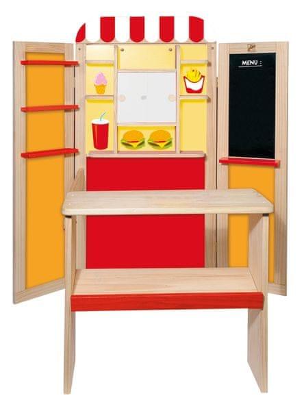 Woody Kombinovaná dětská prodejna / pošta