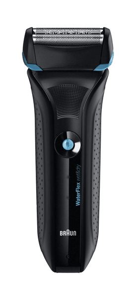 Braun Waterflex Black