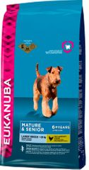 Eukanuba Mature & Senior Large Breed Kutyaeledel, 15 kg
