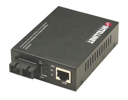 Digitus pretvornik FO-UTP 1000/1000 SC Multimode