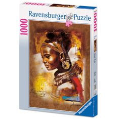 Ravensburger Afrykańska piękność 1000 el.