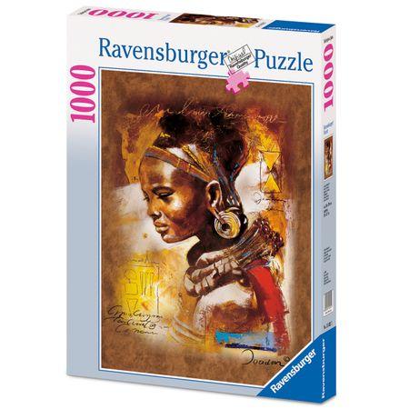 Ravensburger sestavljanka Afričanka