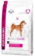 Eukanuba Daily Care Sensitive Digestion Kutyaeledel, 12,5 kg