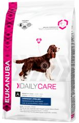 Eukanuba Daily Care Overweight, Sterilized - 12,5 kg