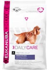 Eukanuba Daily Care Sensitive Skin - 12kg
